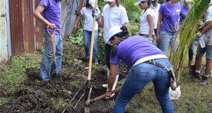 La empresa Mondelez International apoya activamente a la Asociación Obras del Espíritu Santo.
