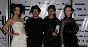 Las tendencias otoño-invierno 2015,  son presentadas en la pasarela del Fashion  Runway, por estudiantes del Intecap.