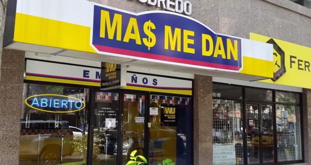 Western union lanza servicio de transferencia de dinero con m s me dan revista vida y xito - Oficinas western union en barcelona ...