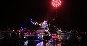 20 embarcaciones fueron juzgadas por elegir a la mejor embarcación.