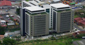 centro corporativo el tobogn abre sus puertas a lder global de qumicas
