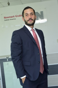 Carlos Roberto Robles, presidente Newmark Grubb Central America.