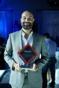 Marcos Lacayo Bosche, de Nicaragua, fue elegido como el mejor emprendedor por su proyecto Estación Vital.