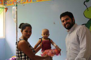 10.000 juguetes serán entregados este año a todos los niños hospitalizados de Nicaragua.
