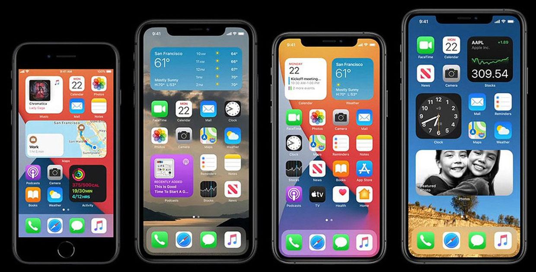 7 funciones de iOS 14 que llegan al iPhone