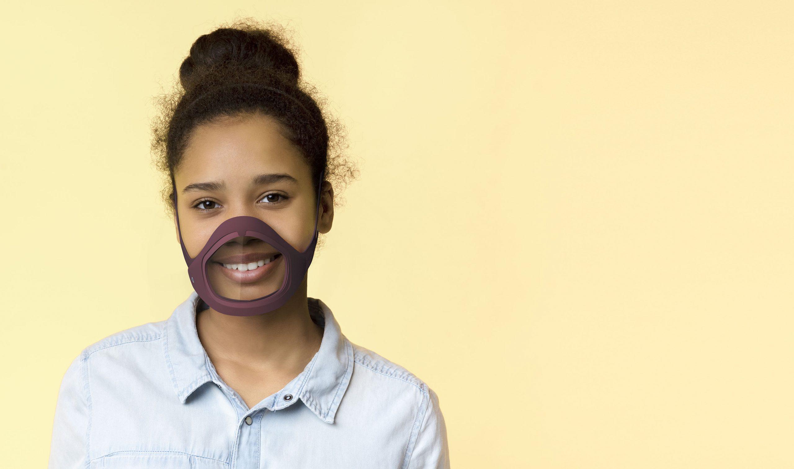 Crean mascarilla que se autodesinfecta y  mide la calidad del aire